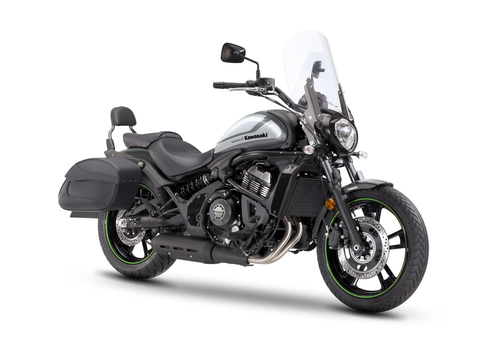 Kawasaki Vulcan S CAFE Light Tourer
