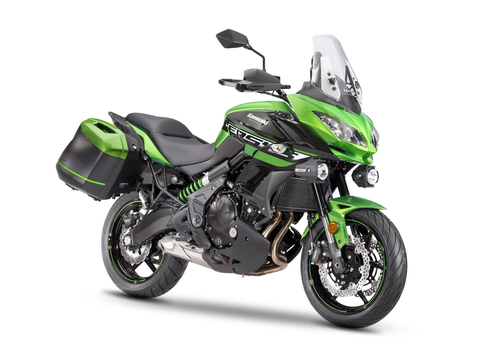 Kawasaki Versys 650 Tourer Plus