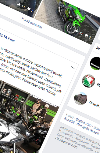 Kawasaki Delta Plus - facebook